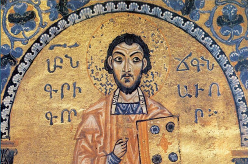 St. Gregory of Narek was declared Doctor of the Catholic Church by Pope Francis earlier this year (Source: The Armenian Weekly)