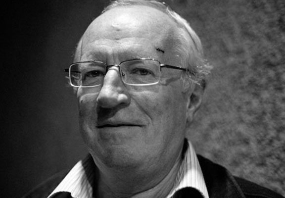 Senior Middle East correspondent for the Independent, Robert Fisk (Source: Agos)