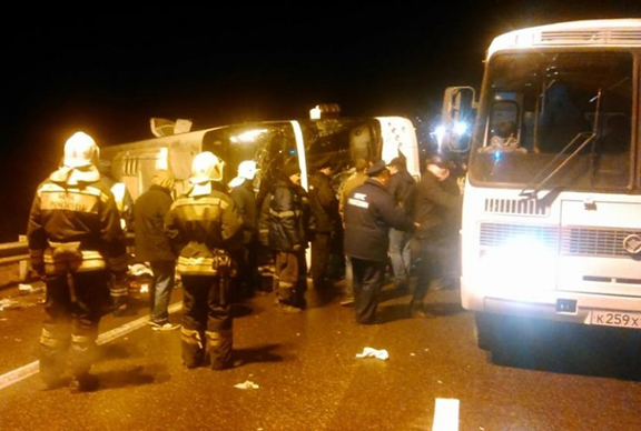 The bodies of crash victims will be transported to Yerevan on November 5 (Source: Public Radio of Armenia)