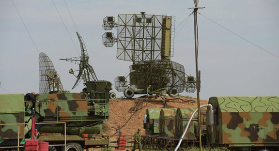 A joint Russian-Armenian air defense system will reportedly reach the Middle East (Source: Public Radio of Armenia)