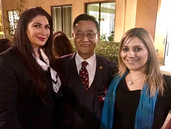 ANCA OC members with Assemblymember Steven Choi
