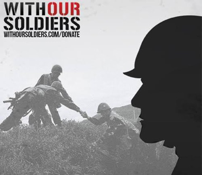 AYF's With Our Soldiers Campaign