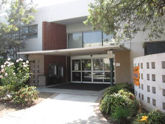 The Whittier Public Library