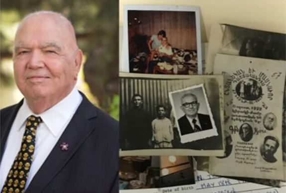 USC Shoah Foundation has received one of the largest collections of testimonies from survivors of the Armenian Genocide that were recorded over decades by Dr. Richard Hovannisian