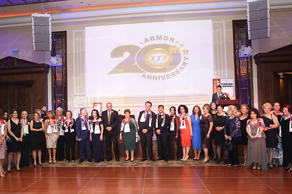ABMDR volunteers, Board members, and supporters. Photos by Shahe Melelian / Arka Photography, courtesy of ABMDR