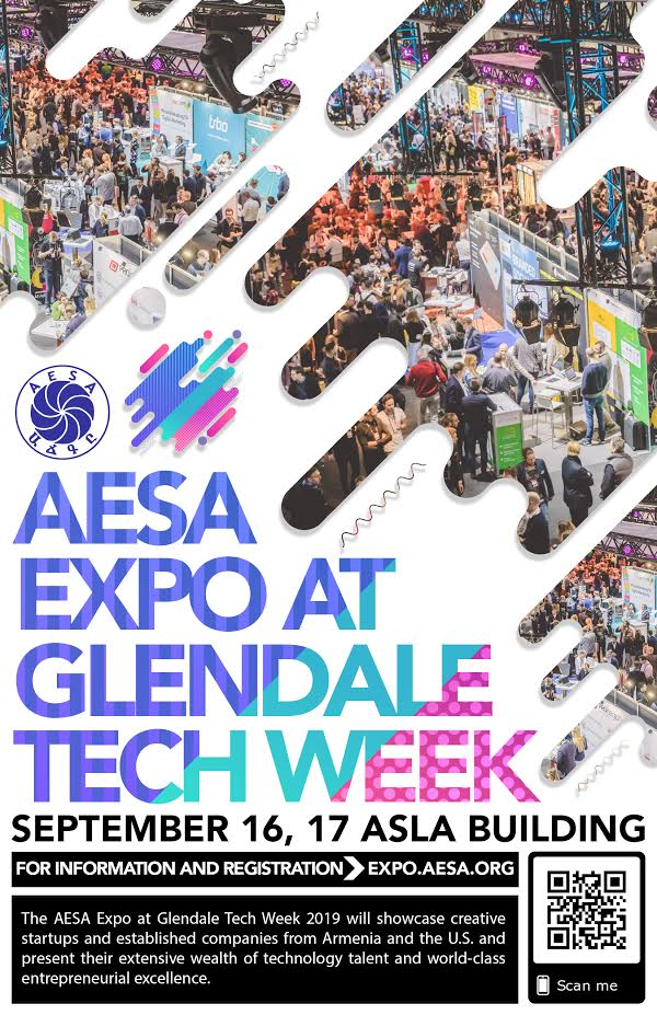 The AESA Expo will be take place at the Armenian Society of Los Angeles
