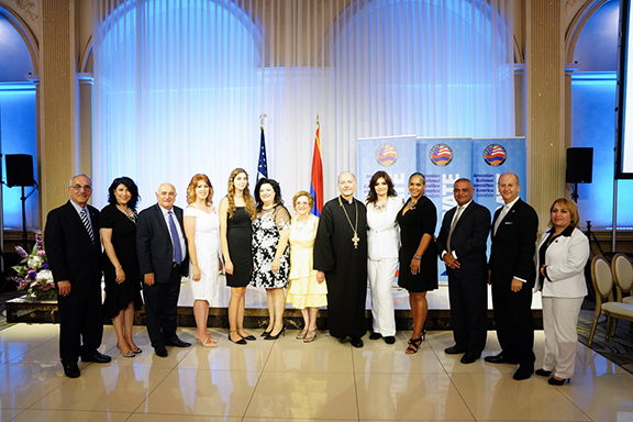 Scenes from ANCA-Glendale's 2019 Awards and Appreciation Gala