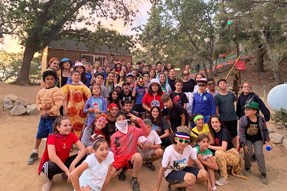Scenes from AYF Camp 2019