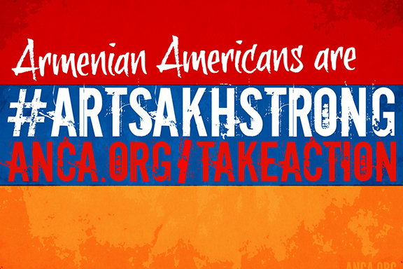 Armenian Americans are Artsakh strong flag (1)a
