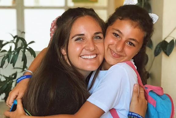 Hanna Mansour Youth Corps Blog feat photo