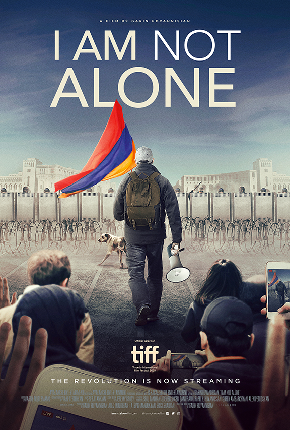 'I Am Not Alone' will premiere at TIFF