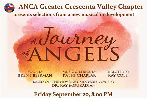 Journey of Angels feat photo