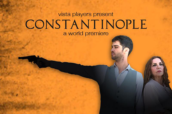 """""""Constantinople"""" will have its world premiere on Sept. 27"""