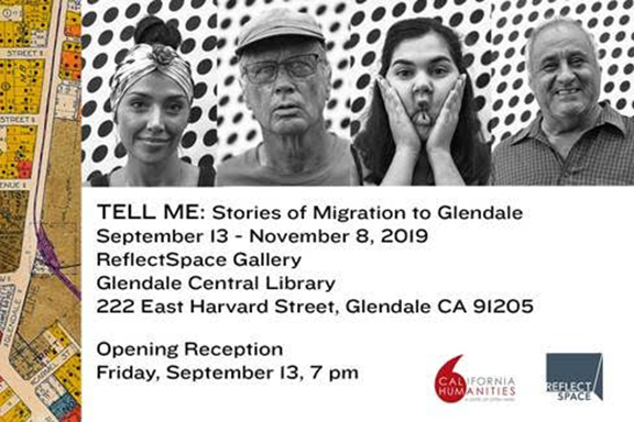 Stories of Migration to Glendale feat photo
