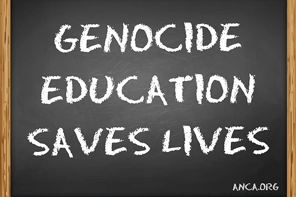 Genocide Education ANCA feat photo