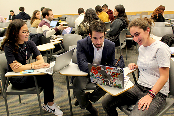 ANCA Hovig Apo Saghdejian Capital Gateway Program alumnus Tadeh Issakhanian offers advice on best-practices in resume preparation to the 2019 ANCA Rising Leaders participants.