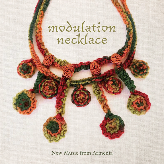 """The UCLA Armenian Music Program's """"Modulation Necklace"""" is now available for purchase"""