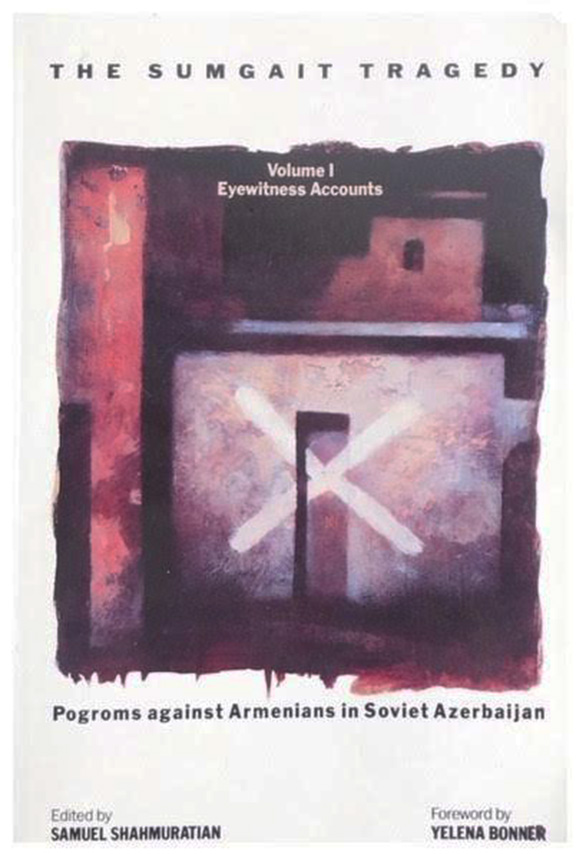 """""""The Sumgait Tragedy,"""" a Zoryan Institute publication"""