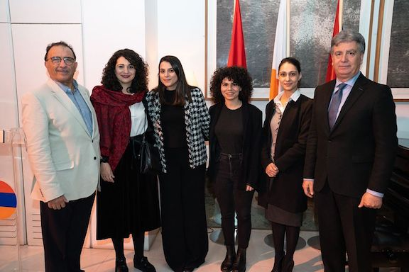 On March 6 in Cyprus, a friendship group with Artsakh was formed