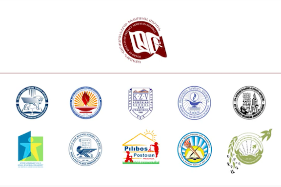 The Board of Regents of the Prelacy Armenian Schools and the 10 schools and pre-schools that operate under its auspices