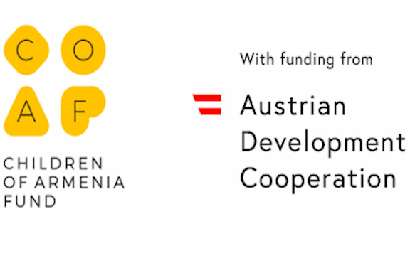 Children of Armenia Fund received a grant from the Austrian Development Cooperation