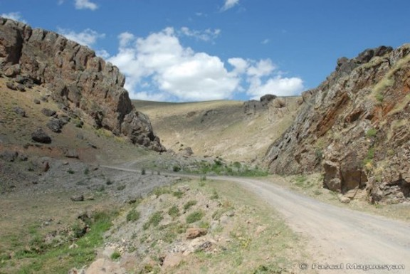 Photo by Maguesyan, 2012. Coordinates: 39.158333, 43.199167