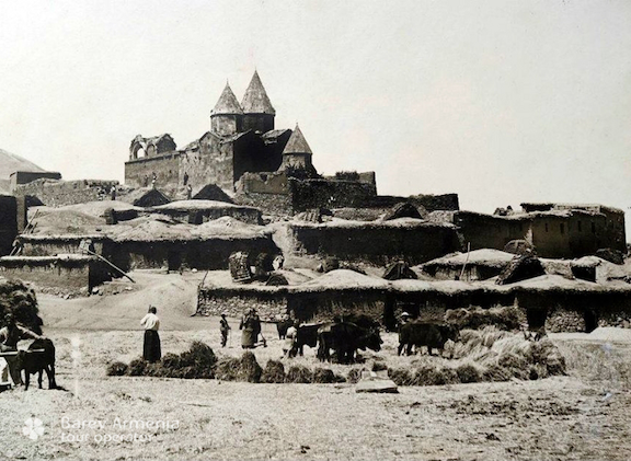 Photo by Yervand Lalayan, 1911