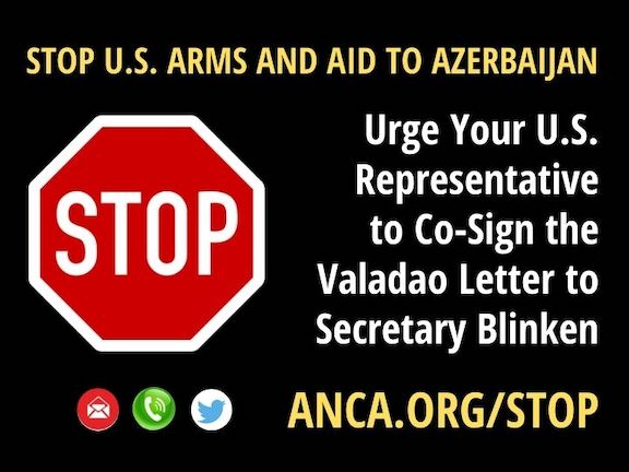 Congressional leaders call on Biden to halt support to Azerbaijan