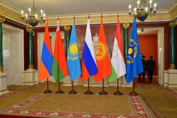 Armenia is a member of the Collective Security Treaty Organization-CSTO