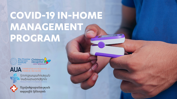 COVID-19 In-Home Management Program