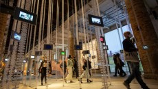 VIEW GALLERY: Scenes from TUMO's installation at the 17th International Architecture Exhibition in Venice, Italy