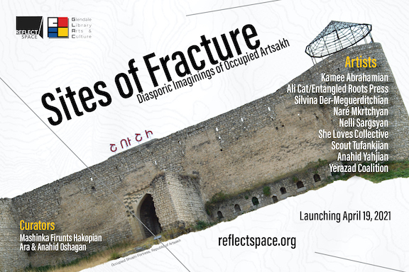 """""""Sites of Fracture: Diasporic   """"Imaginings of Occupied Artsakh"""" exhibition launched on April 19"""