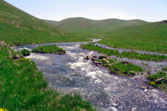 The headwater of the Vorotan River, a major source of water for Artsakh, is in Karvarjar, which was surrendered to Azerbaijan