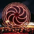 """VIEW GALLERY: The """"Eternal Armenia"""" light sculpture installation at Glendale's Central Park"""
