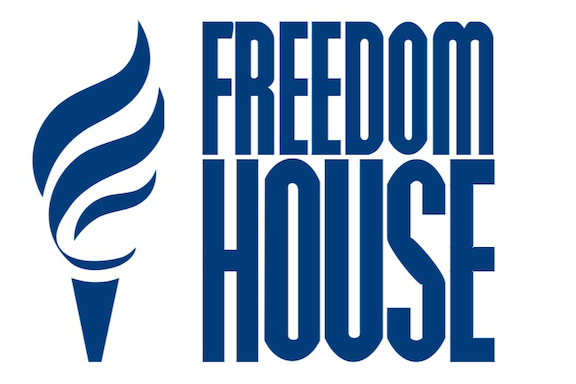 """Freedom House has ranked Azerbaijan as a """"Not Free"""" country in 2020 and 2021"""